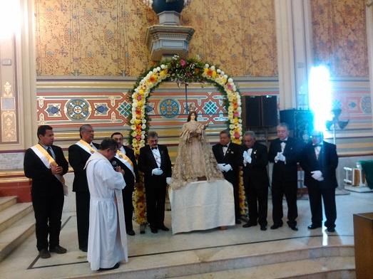 Cruza por Tamaulipas la peregrinación internacional por la Paz