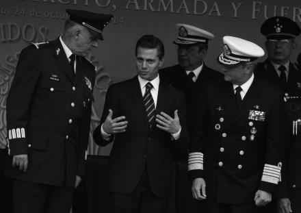 Peña se desmarca de proceso para sustituir a Aguirre