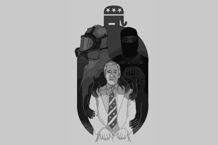 La política del miedo