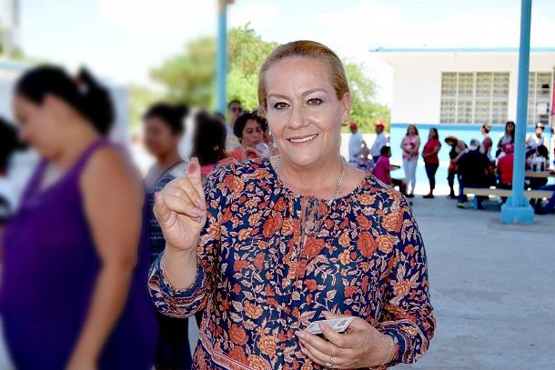 En unas horas; Alma Laura Amparan recibirá constancia como alcaldesa electa de Altamira: IETAM