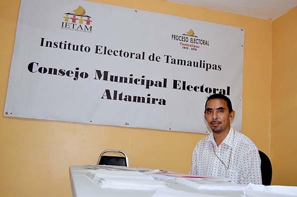 Aun no sin definir número de regidores para oposición en Altamira