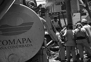 Contribuye COMAPA Zona Conurbada al Desarrollo de Tampico y Madero