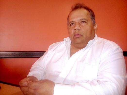 Soy producto de esfuerzo, trabajo y dedicación; no de política: Lalo Pérez