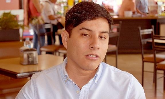 Acción Juvenil en el Estado no ha trabajado como se debe: Orozco Castillo