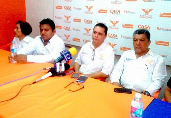 Gustavo Cárdenas: El mercenario de Movimiento Ciudadano