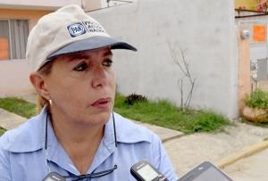 Exige Silvia Cacho al líder del PAN la expulsión de Miguel De la Cruz