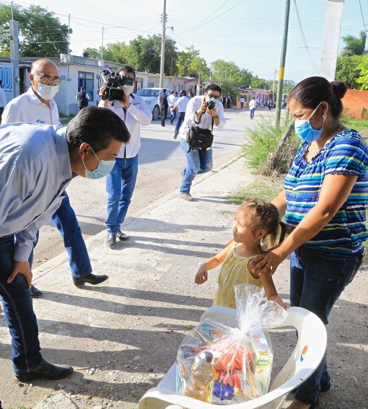Realiza Gobernador gira de trabajo por Soto La Marina