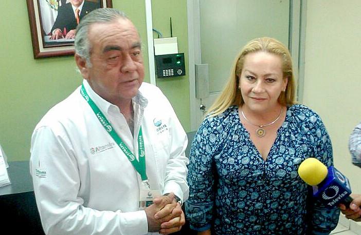 Vamos con muchas ganas de servir: Alma Laura Amparan