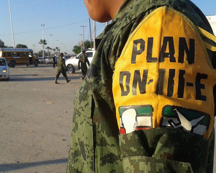 La aplicación del Plan DN-III-E en el estado de Oaxaca es para combatir robos