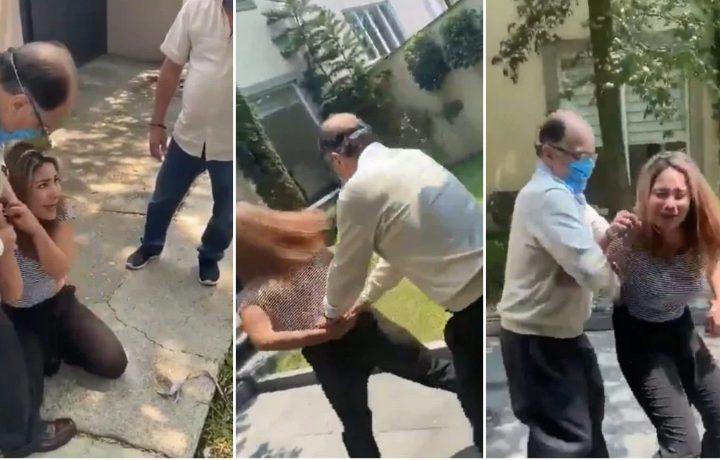 Tras ser exhibido violentando a su esposa, le retiran nombramiento de notario en EdoMex