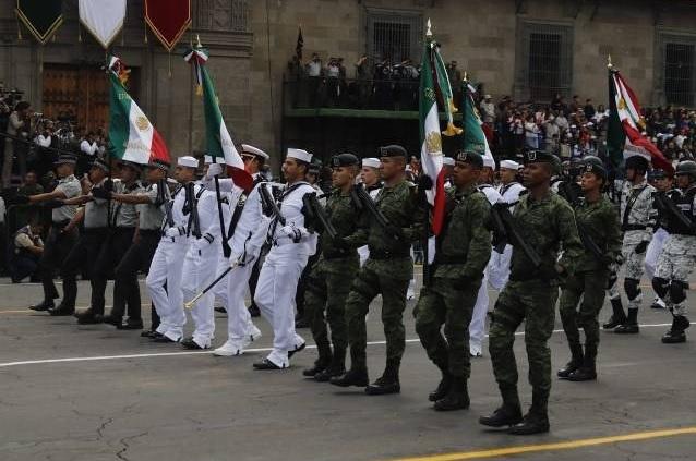 Con un desfile militar sin público México celebrará el 210 aniversario de su Independencia