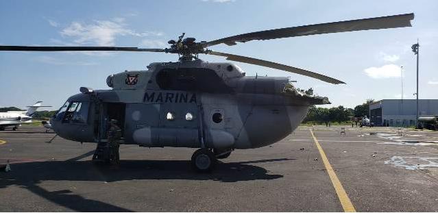 Cómo perder en el suelo el rotor de cola de un M-17