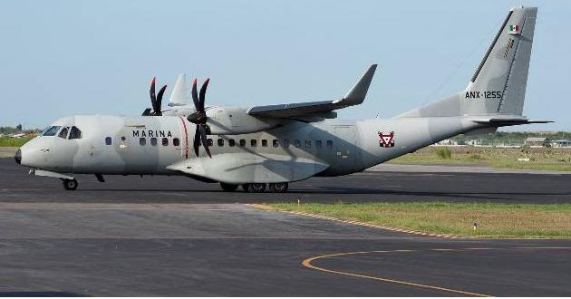 La Marina de México espera la aprobación de recursos para comprar aeronaves