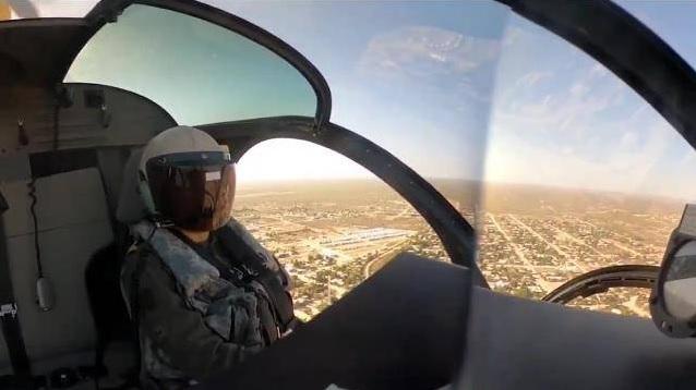 La Marina de México prepara a sus dos primeras mujeres piloto de helicóptero