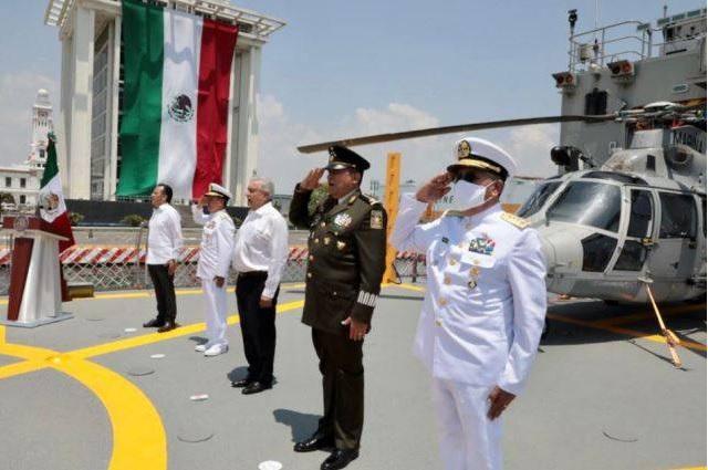 La Armada de México asume el control total de todos los puertos del país
