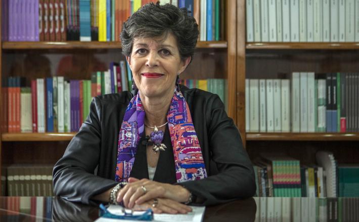 Janine Otálora asumirá temporalmente como magistrada presidenta del TEPJF por ministerio de ley